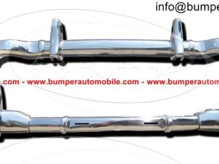 Mercedes W190 SL bumper (1955-1963) by stainless