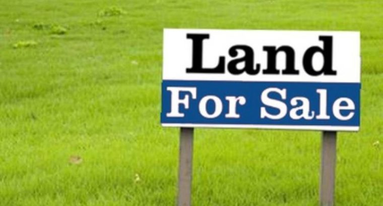 Just Out!!! 2 Plots of Land ( 650sqm AND 670sqm)