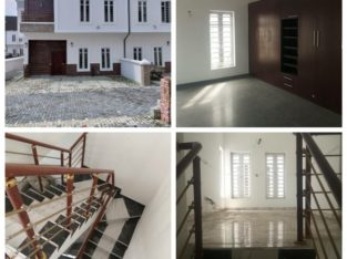 Exotically Finished 4 Bedroom Semi Detached Duplex