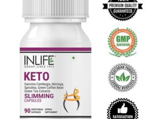 We Sell INLIFE Keto Slimming Capsules