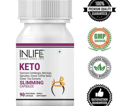 We Sell INLIFE Keto Slimming Capsules