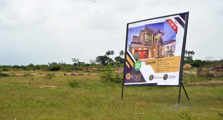 We are Selling Land @ Biltmore, Ibeju-Lekki