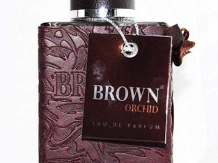 Eau de parfum brown orchid oud edition