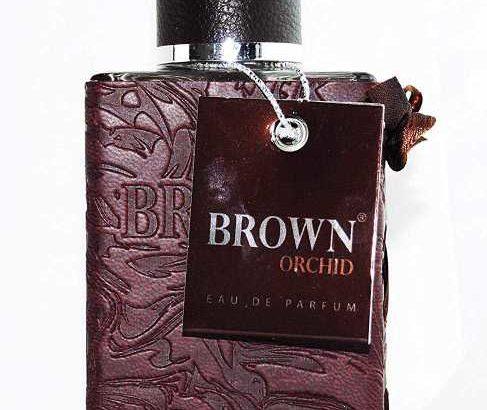 Eau de parfum brown orchid oud edition