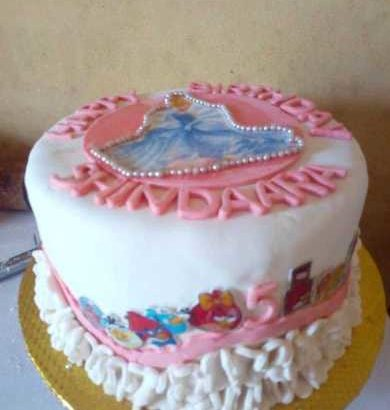 Cakes and Confectionery