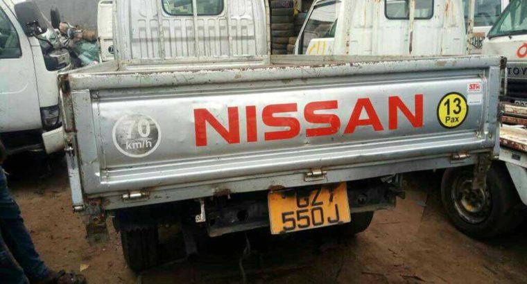 Nissan cabstar 2006 model