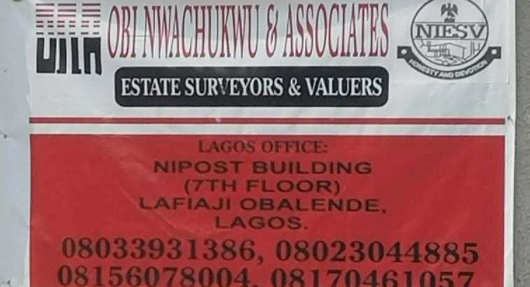 Real Estate Surveyors and Valuers Services