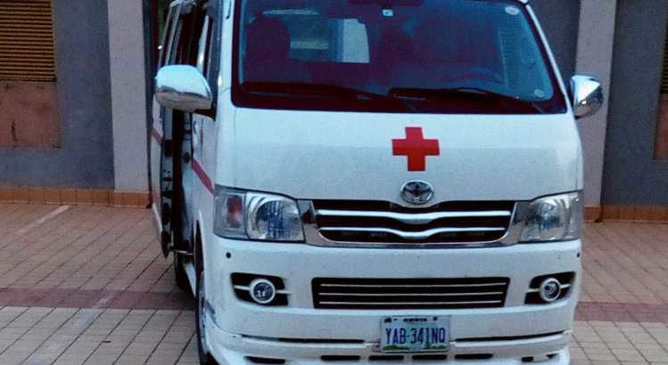 INTERSTATE AMBULANCE SERVICES•