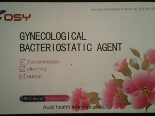 GYNECOLOGICAL BACTERIOSTATIC AGENT