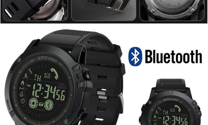 Men's smart watch