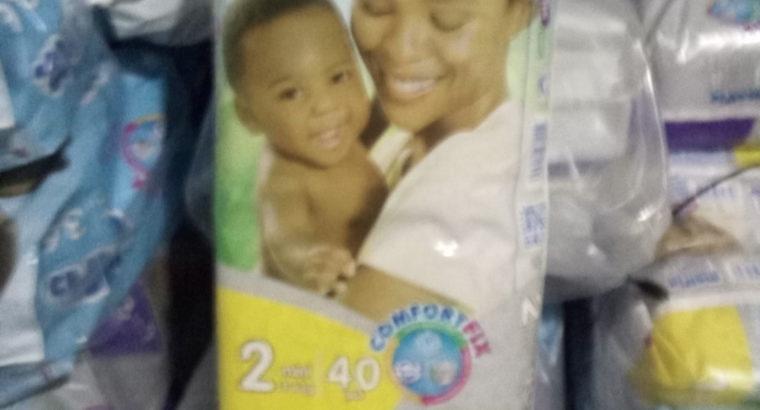 Molfix Baby Diaper