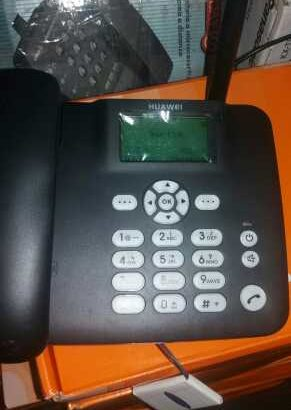 Get your Home and Office G.s.m Wireless Table Phone with service after Sales!!!