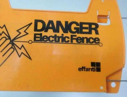 Effanti Electric Fence Components