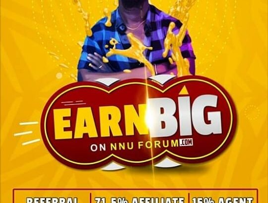 NNU FORUM The easiest way to make money in Nigeria