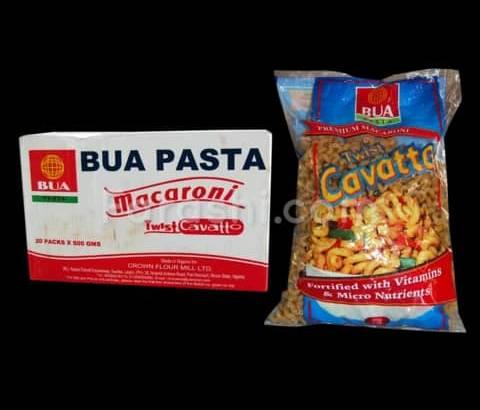 BUA PASTA 10KG Twist Cavatto Macarroni