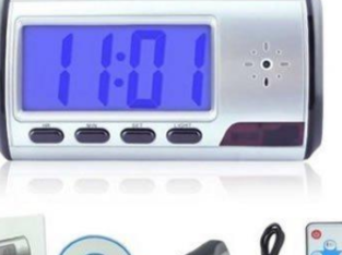 Digital Multi Clock DVR By Hiphen
