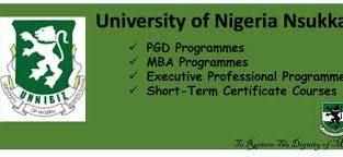 University of Nigeria, Nsukka 1st,2nd,&3rd Batch