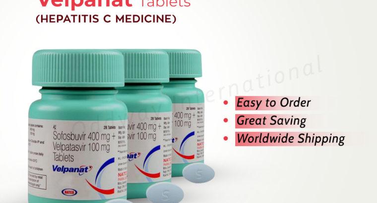 Velpanat Price in India – Buy Velpanat Online
