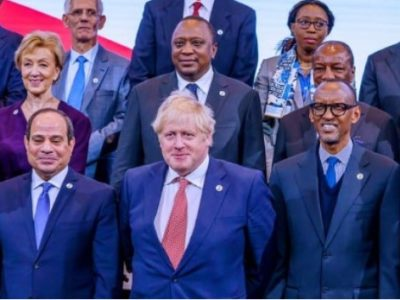 Boris Johnson: UK looking forward to welcoming more Africans post Brexit