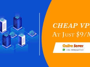 Cheap VPS – Onlive Server