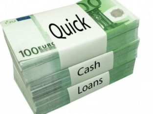 Get a loan quickly and easily today