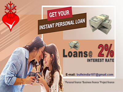 Financial Services business and personal loans no