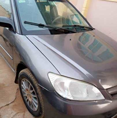 Neatly used Honda Civic for sale