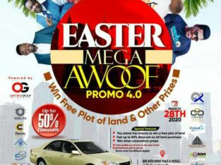 Easter Mega Land Promo