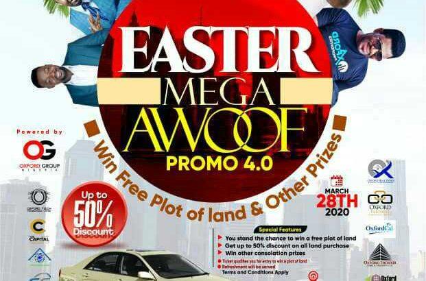 Easter Mega Land Promo