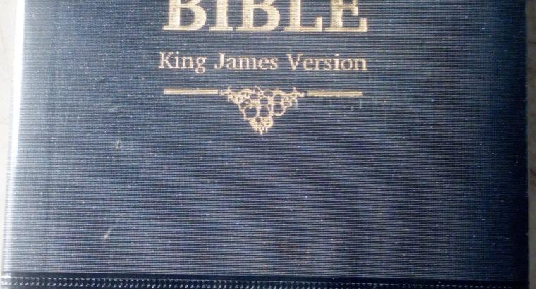 BIBLE DISTRIBUTION (BIBLE SOCIETY OF NIGERIA)