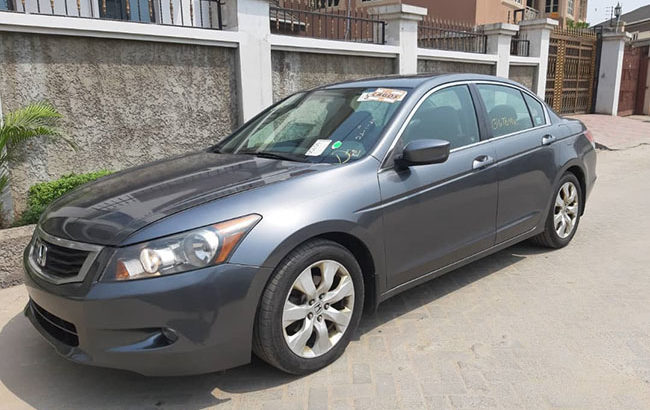 Honda Accord 2010 Sedan EX Gray