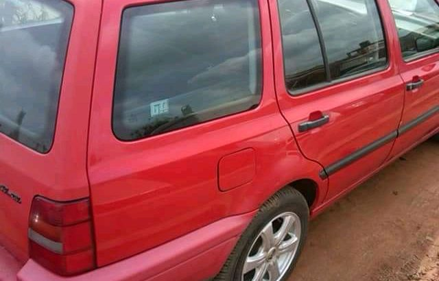 2002 Clean And Neat Golf 3 wagon On Urgent Sale