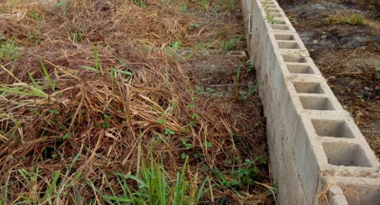 Affordable plots of land(600sq) 400K