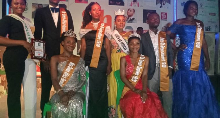 Green Africa Beauty Pageant 2020