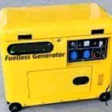 FUELLESS GENERATOY