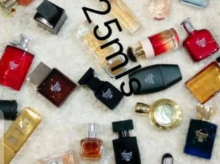 Smart collection perfumes