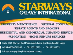 Property maintenance and general services contract