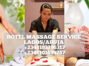 24hour massage service Lagos Nigeria