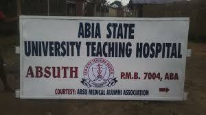 School of Nursing ABSUTH 2020/2021 Admission form