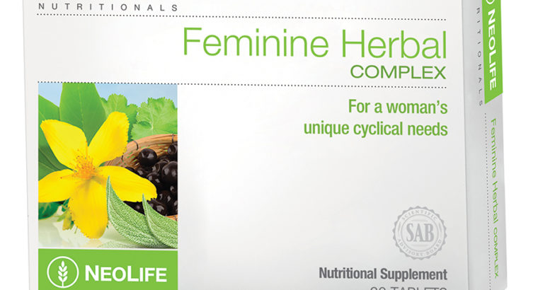 Femine Herbal Complex – 60 Tablets (Single)