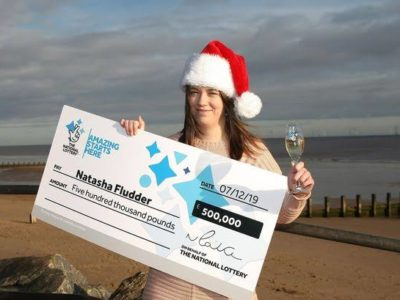 HOW I WON THE UK NATIONAL LOTTERY IN 2019