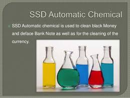 Ssd Chemical Solution For Cleaning Black Notes