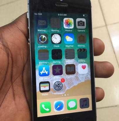 UK used iPhone 5s