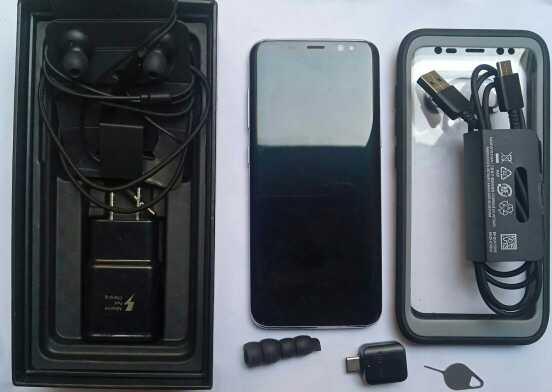 Samsung Galaxy S8 (UK USED)