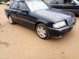 Nigerian used Mercedes Benz C280