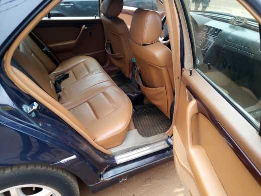 Nigerian used Mercedes Benz C280