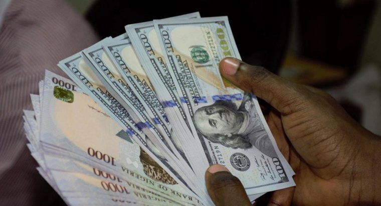 COVID-19: Naira to dollar rate drops again.