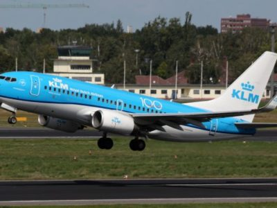 COVID-19: Air France-KLM airlifts European nationals from Nigeria