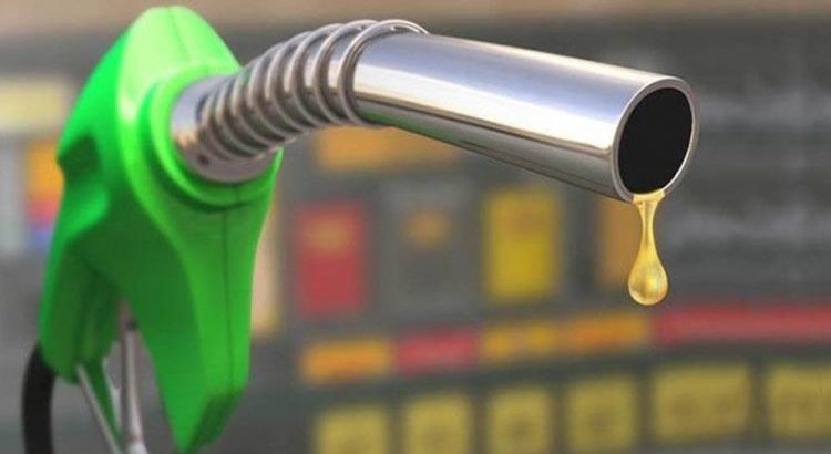 Expected pump price of Petrol drops to N114.53 per litre