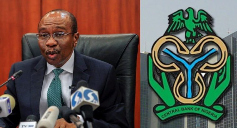 CBN to support critical sectors of the economy with N1.1 trillion intervention fund